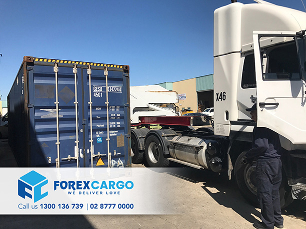 Forex cargo houston