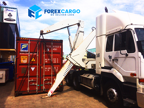 Forex cargo japan to philippines