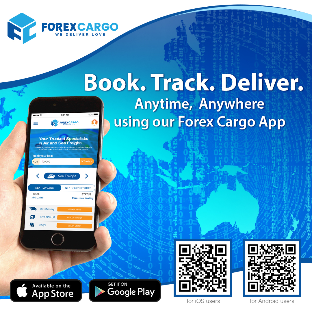 Forex balikbayan boxes philippines