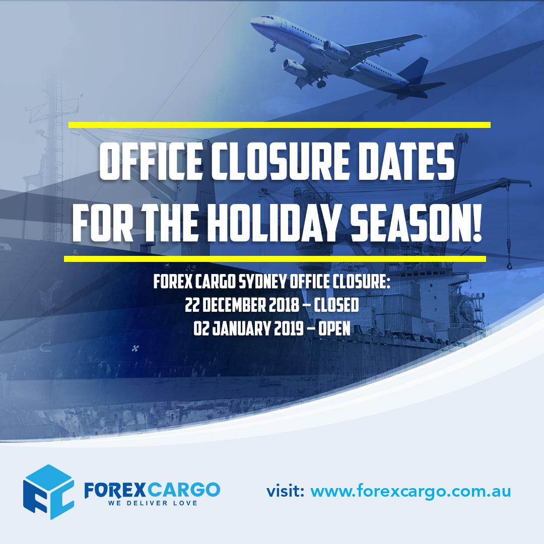Forex announcements