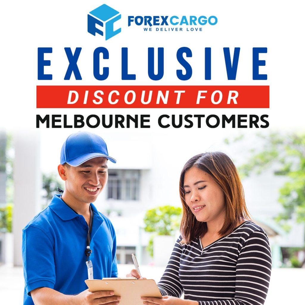Forex cargo promo