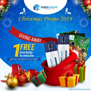 Christmas Giveaways Forex Cargo-SM