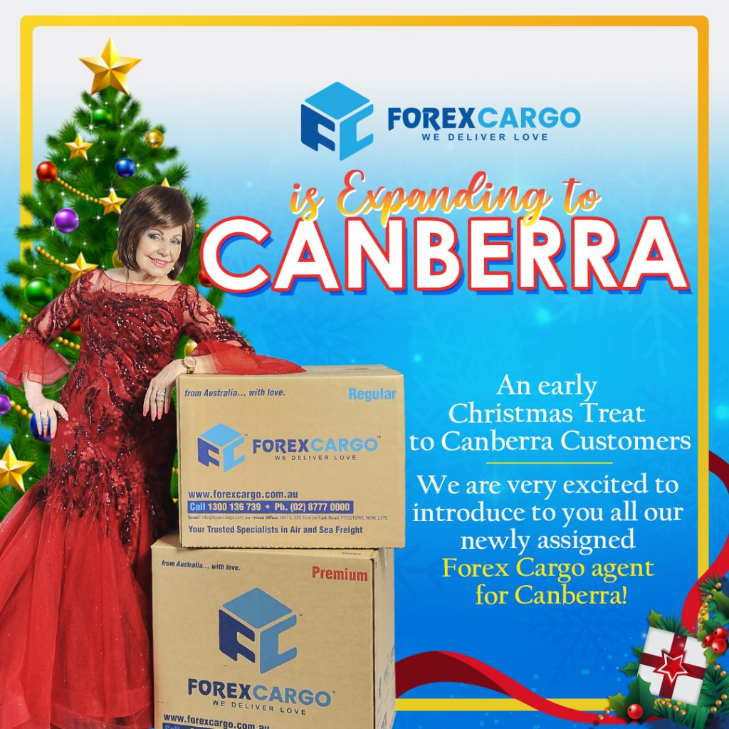 Forex Cargo Canberra