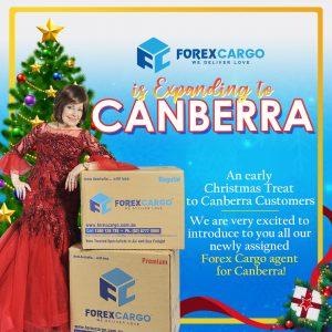 Balikbayan Box Canberra