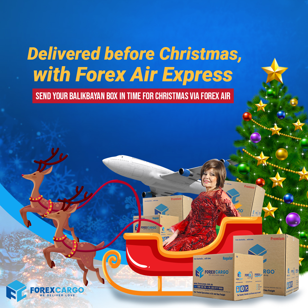 Forex Cargo Tracking   Track Your Balikbayan Box Online